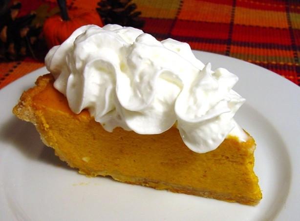 Paula Deen Pumpkin Pie  Pumpkin Pie Paula Deen Recipe Food