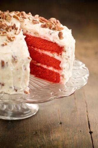 Paula Deen Red Velvet Cake  9 Best Anniversary Cakes