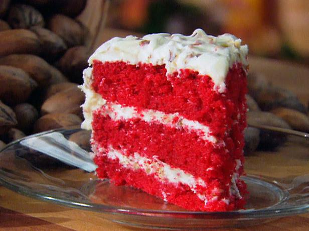 Paula Deen Red Velvet Cake  Red Velvet Cake Recipe Easy Dessert Recipes