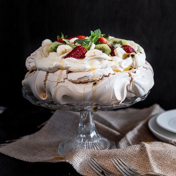 Pavlova Dessert Recipe  Easy Australian Pavlova Recipe