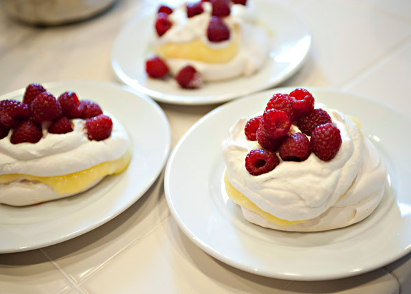 Pavlova Dessert Recipe  Pavlova Baked Bree