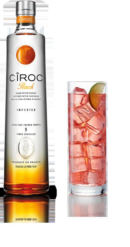 Peach Ciroc Drink Recipes  10 Classic Ciroc Cocktails