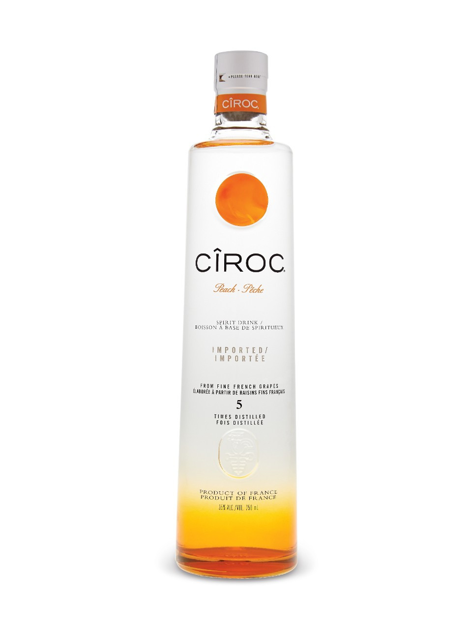 Peach Ciroc Drink Recipes  Ciroc Peach Spirit Drink