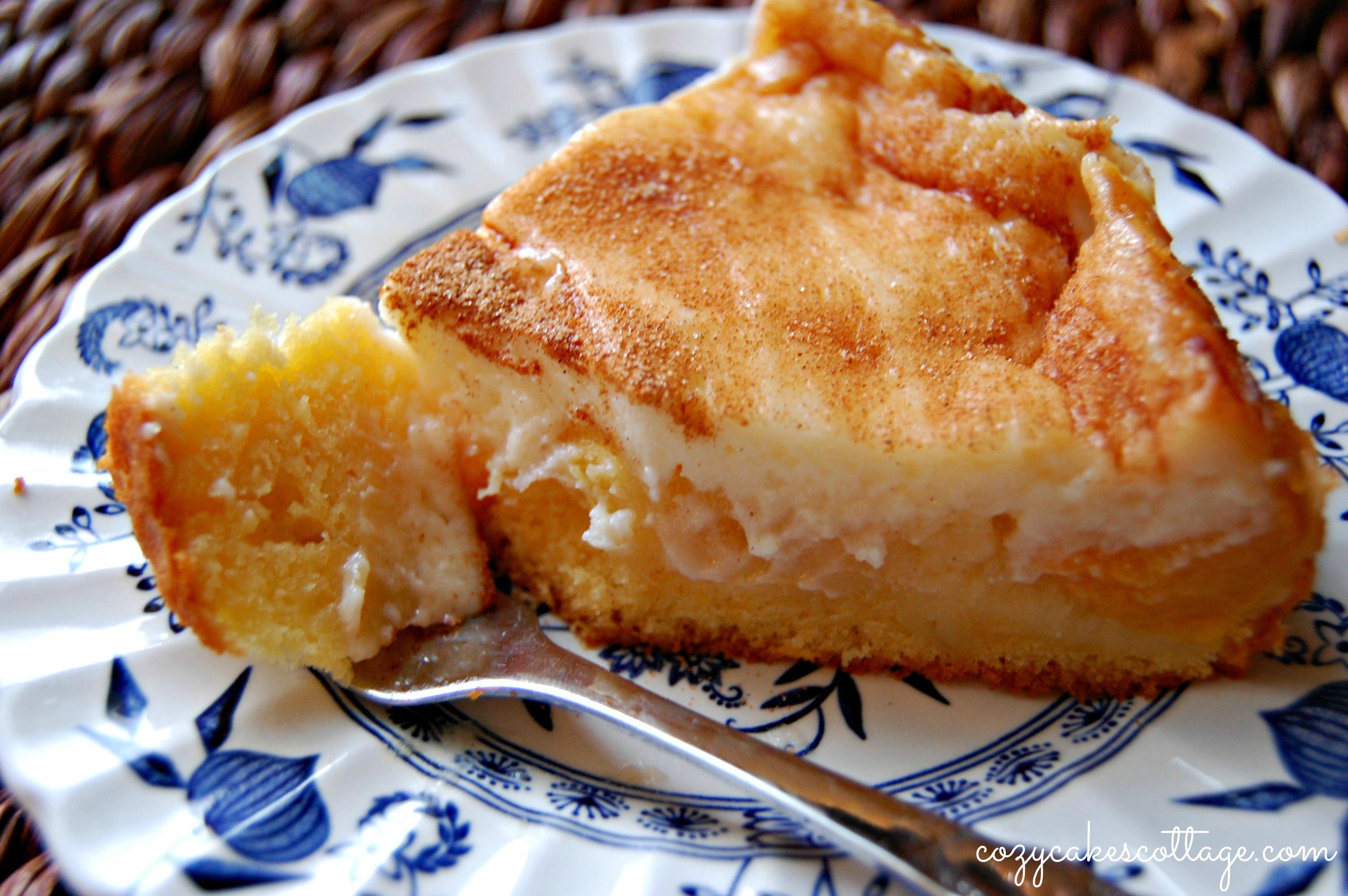 Peach Cobbler Pie  fort of Home 4th of July & Peaches n' Cream Cobbler Pie