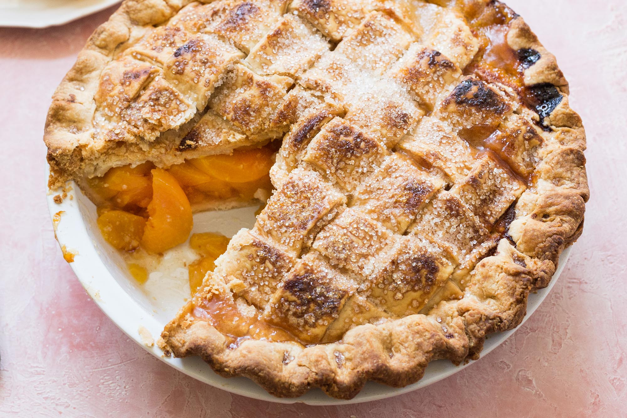 Peach Pie Recipes  Old Fashioned Peach Pie Recipe