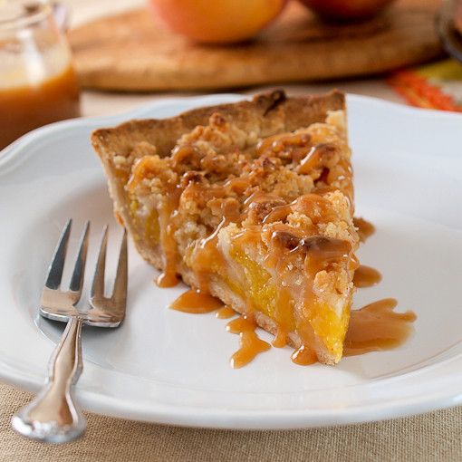 Peach Pie Recipes  peach crumble pie recipe