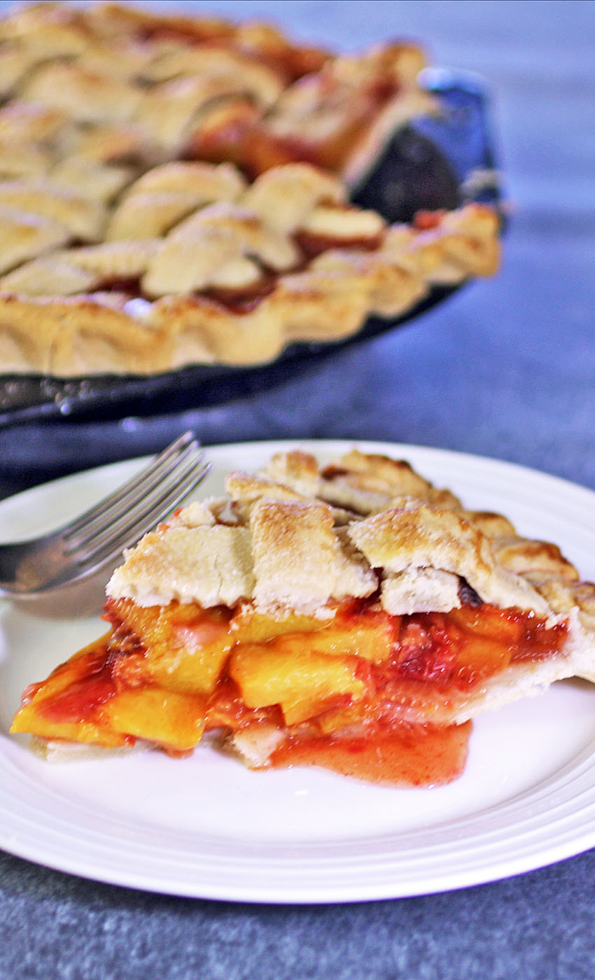 Peach Pie Recipes  Old Fashioned Peach Pie Recipes Food and Cooking