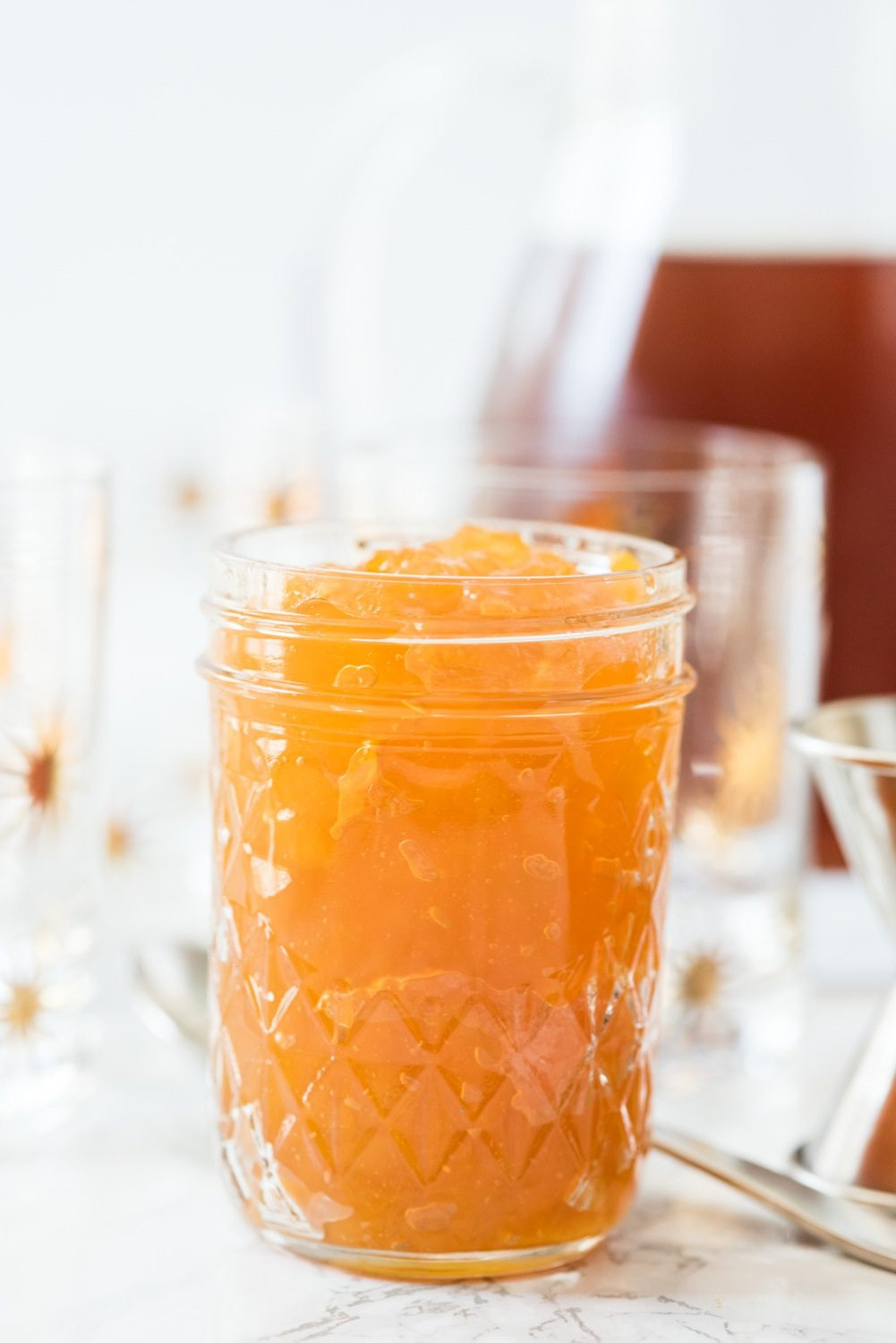 Peach Whiskey Drinks  Peach Whiskey Smash Cocktail The Sweetest Occasion