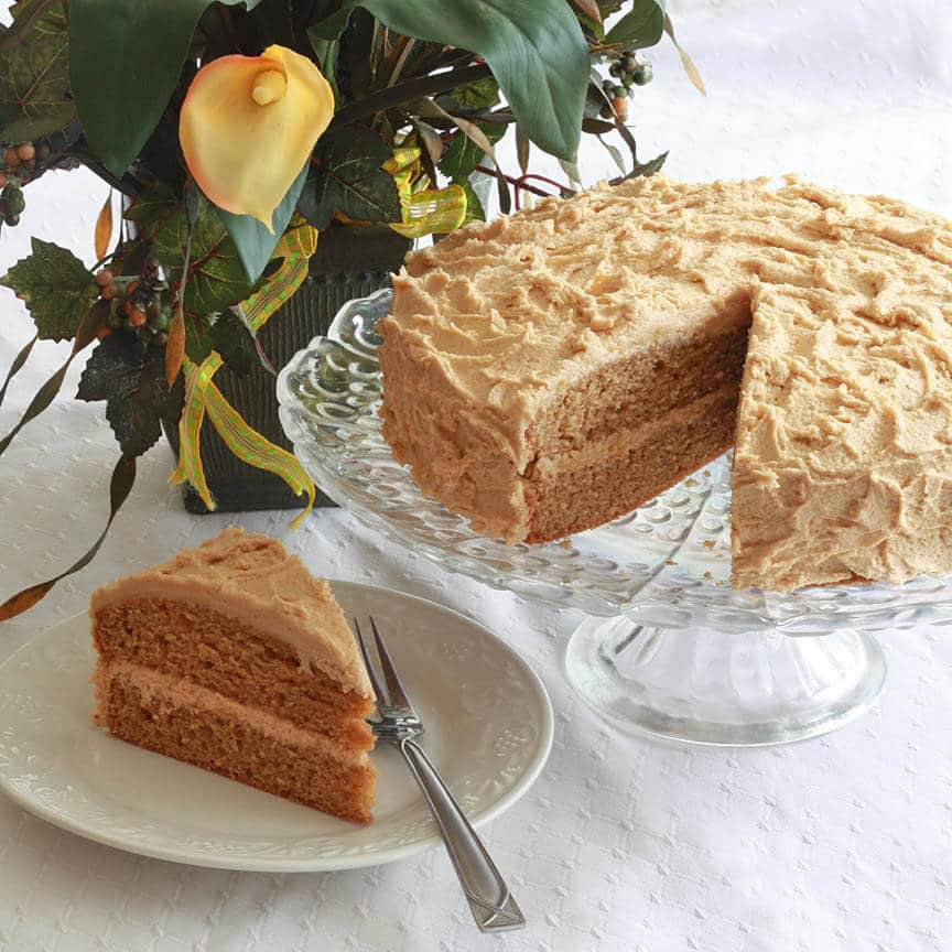 Peanut Butter Cake Recipe  Killer Peanut Butter Cake Recipe The Daring Gourmet
