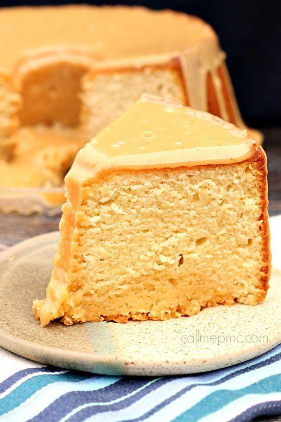 Peanut Butter Cake Recipe  Butter pound cake Recipes with peanut butter and Pound