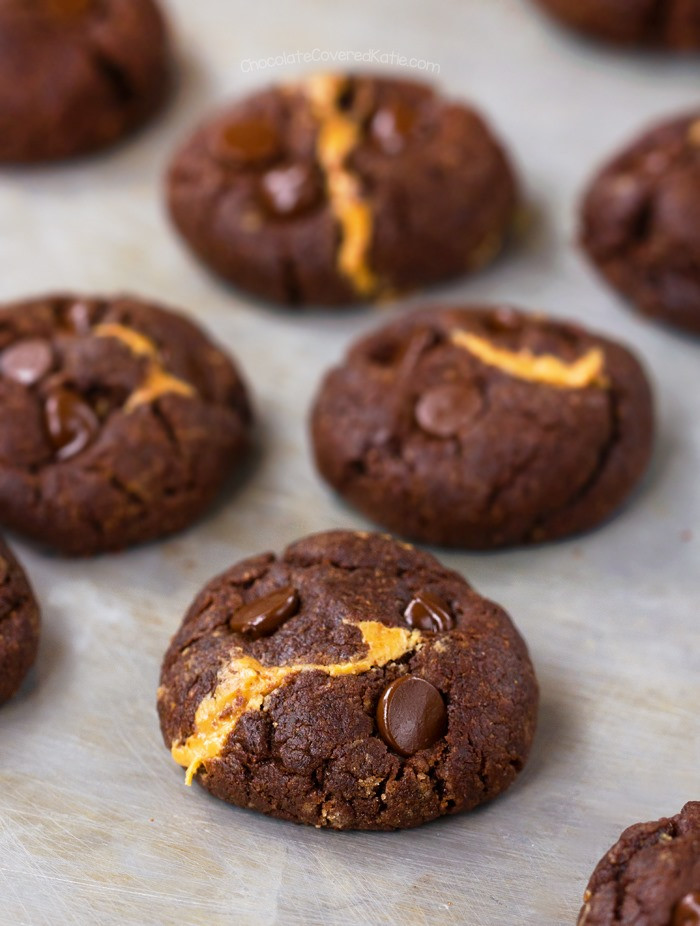 Peanut Butter Chocolate Cookies  Chocolate Peanut Butter Cookies Our Favorite