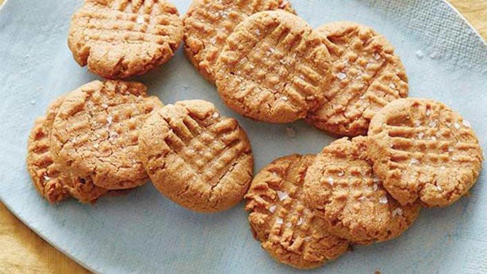 Peanut Butter Cookies No Flour  Best Coconut Flour recipes