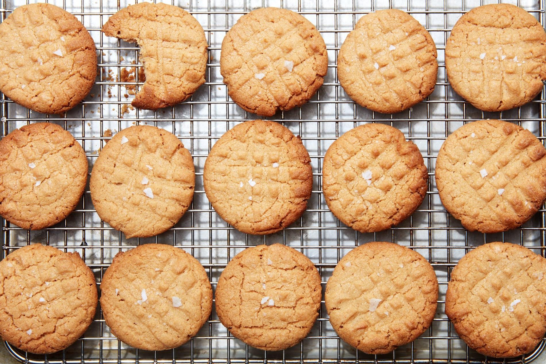 Peanut Butter Cookies Recipes  3 Ingre nt Peanut Butter Cookies recipe