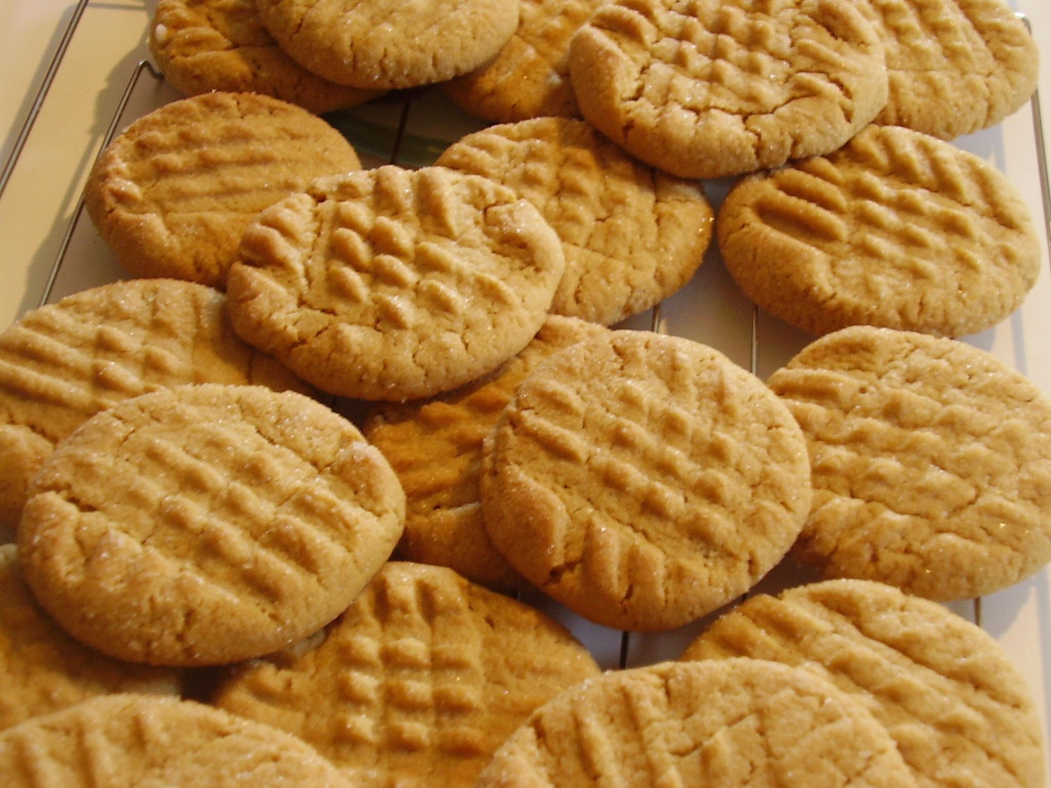Peanut Butter Cookies Recipes  Better For U Peanut Butter Cookies