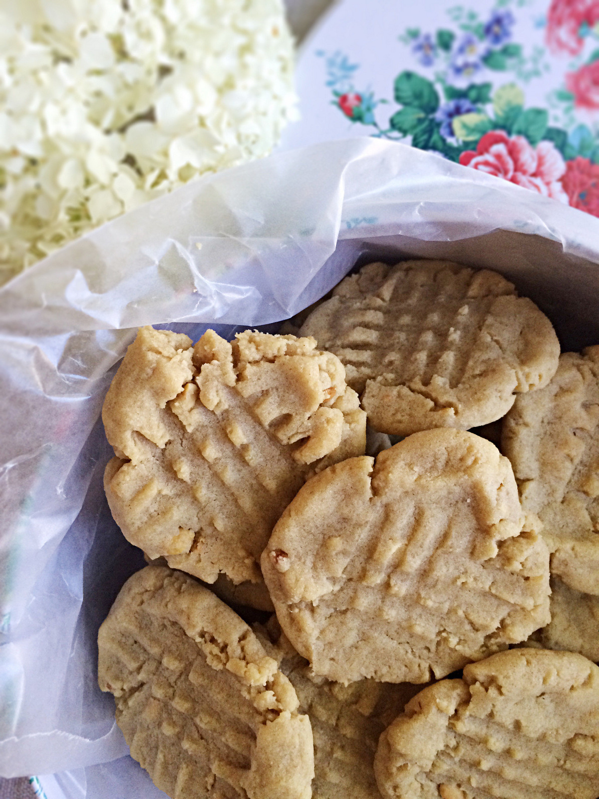 Peanut Butter Cookies Recipes  Peanut Butter Cookies Baking for friends