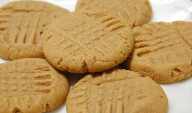 Peanut Butter Cookies Recipes  Peanut Butter Cookies Recipe File Cooking For Engineers