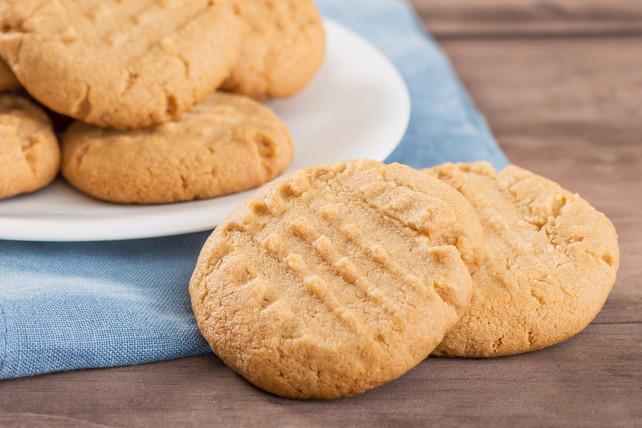 Peanut Butter Cookies Recipes  Super Easy Peanut Butter Cookies Recipe Kraft Canada