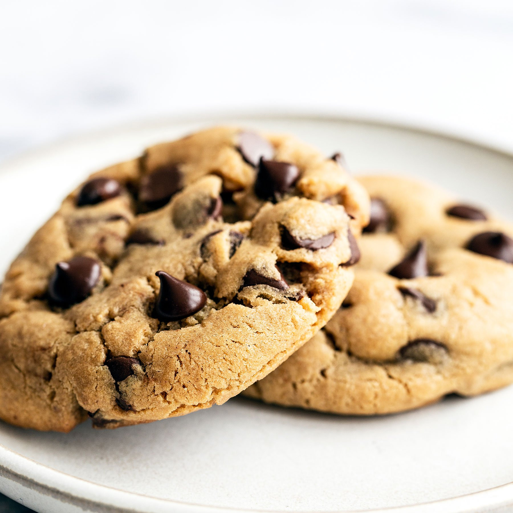 Peanut Butter Cookies With Chocolate Chips  Peanut Butter Chocolate Chip Cookies Handle the Heat