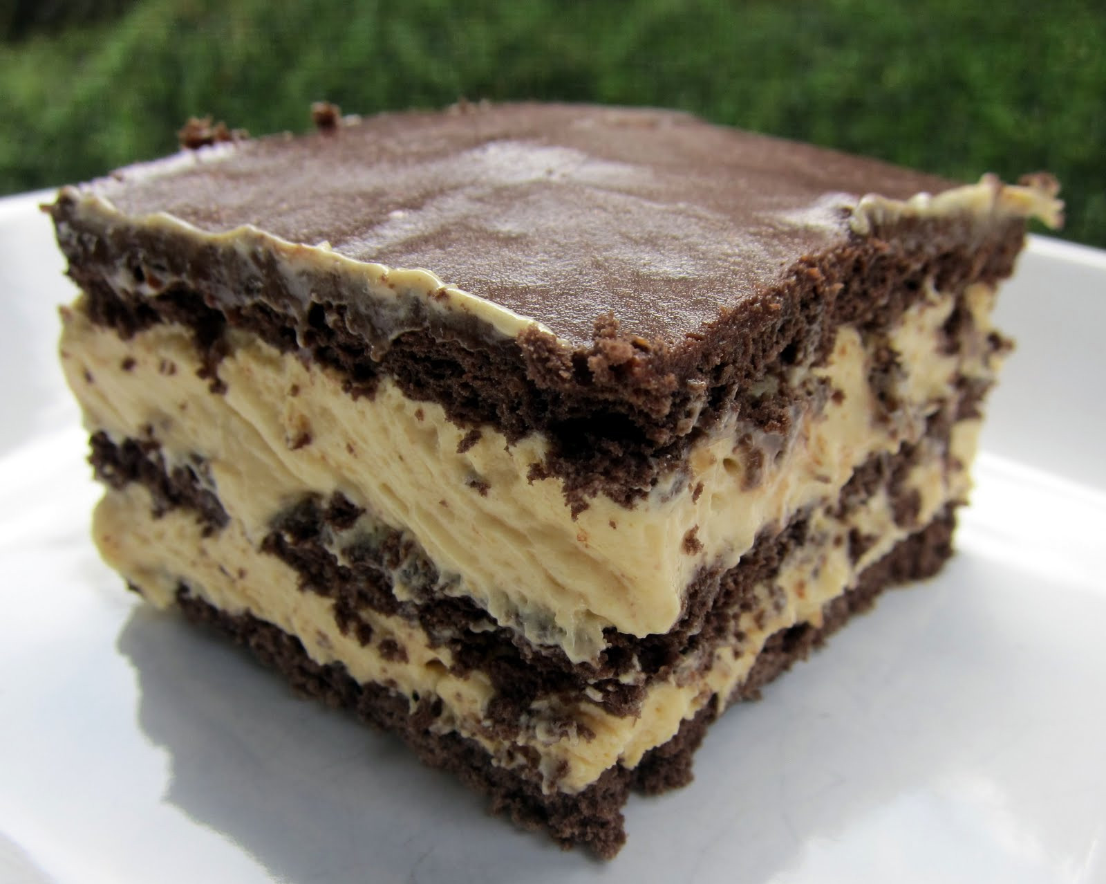 Peanut Butter Dessert  Momma s Daily Relish Peanut Butter Eclair Cake