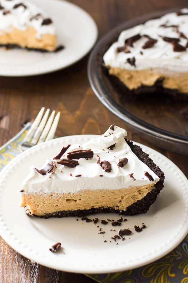 Peanut Butter Pie With Oreo Crust  Chocolate Peanut Butter Pie Recipe Easy OREO Peanut
