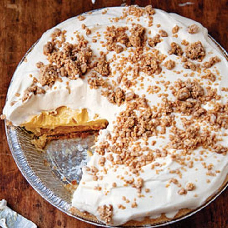 Peanut Butter Pie Without Cream Cheese  8 best Desserts using balsamic vinegars images on