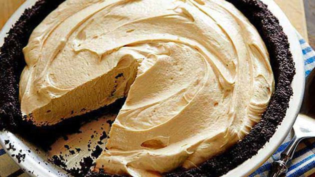 Peanut Butter Pie Without Cream Cheese  peanut butter cream cheese pie without whipped topping