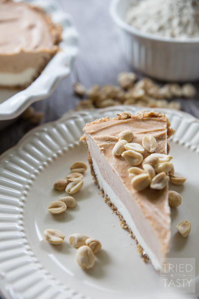 Peanut Butter Pie Without Cream Cheese  Frozen Peanut Butter & Cream Cheese Pie