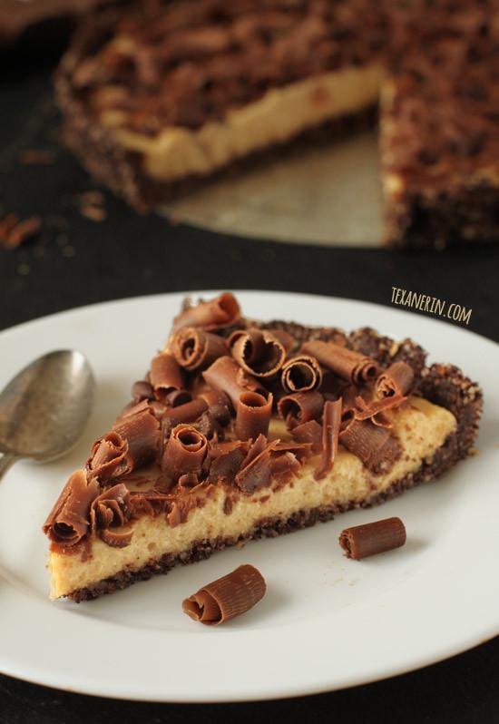 Peanut Butter Pie Without Cream Cheese  Healthier Peanut Butter Pie grain free
