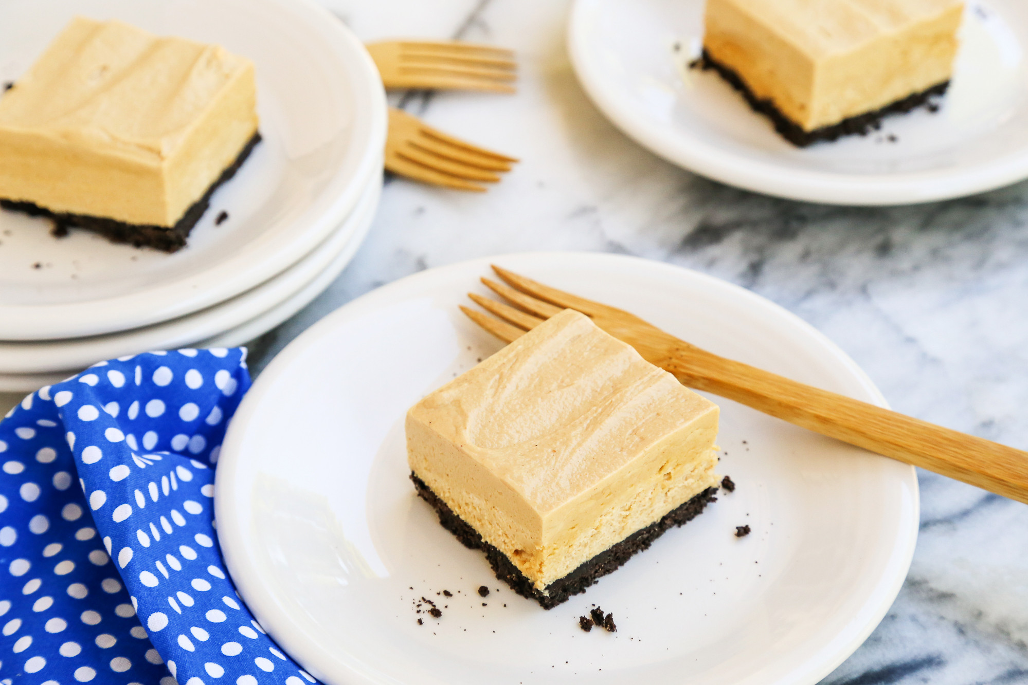 Peanut Butter Pie Without Cream Cheese  no bake peanut butter pie without cream cheese