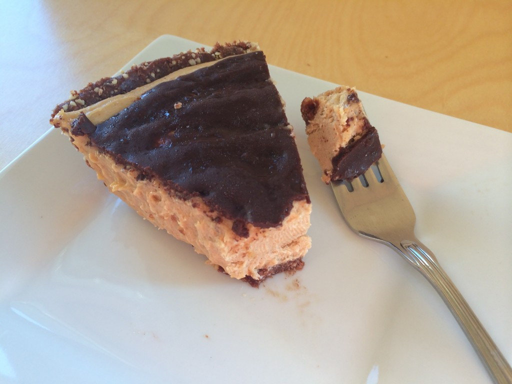 Peanut Butter Pie Without Cream Cheese  Chocolate Peanut Butter Pie Gluten Dairy and Refined