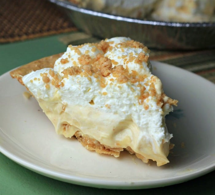 Peanut Butter Pie Without Cream Cheese  peanut butter pie without cream cheese
