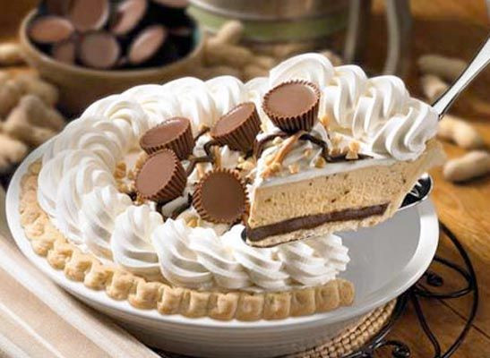 Peanut Butter Silk Pie  30 best images about Copycat Perkins on Pinterest