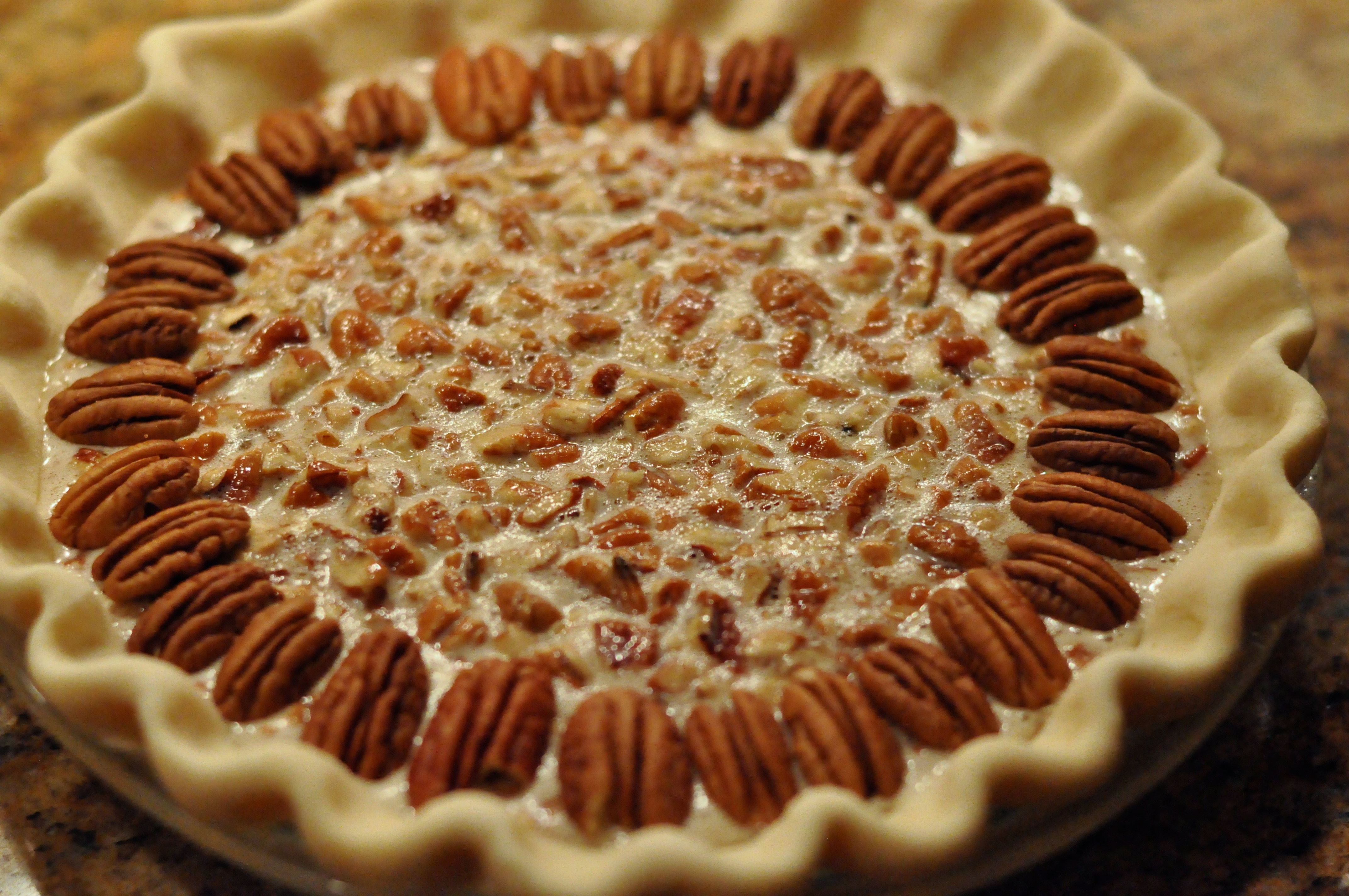 Pecan Pie Filling  Pecan Pie