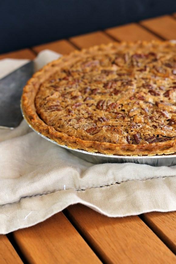 Pecan Pie No Corn Syrup  Pecan Pie