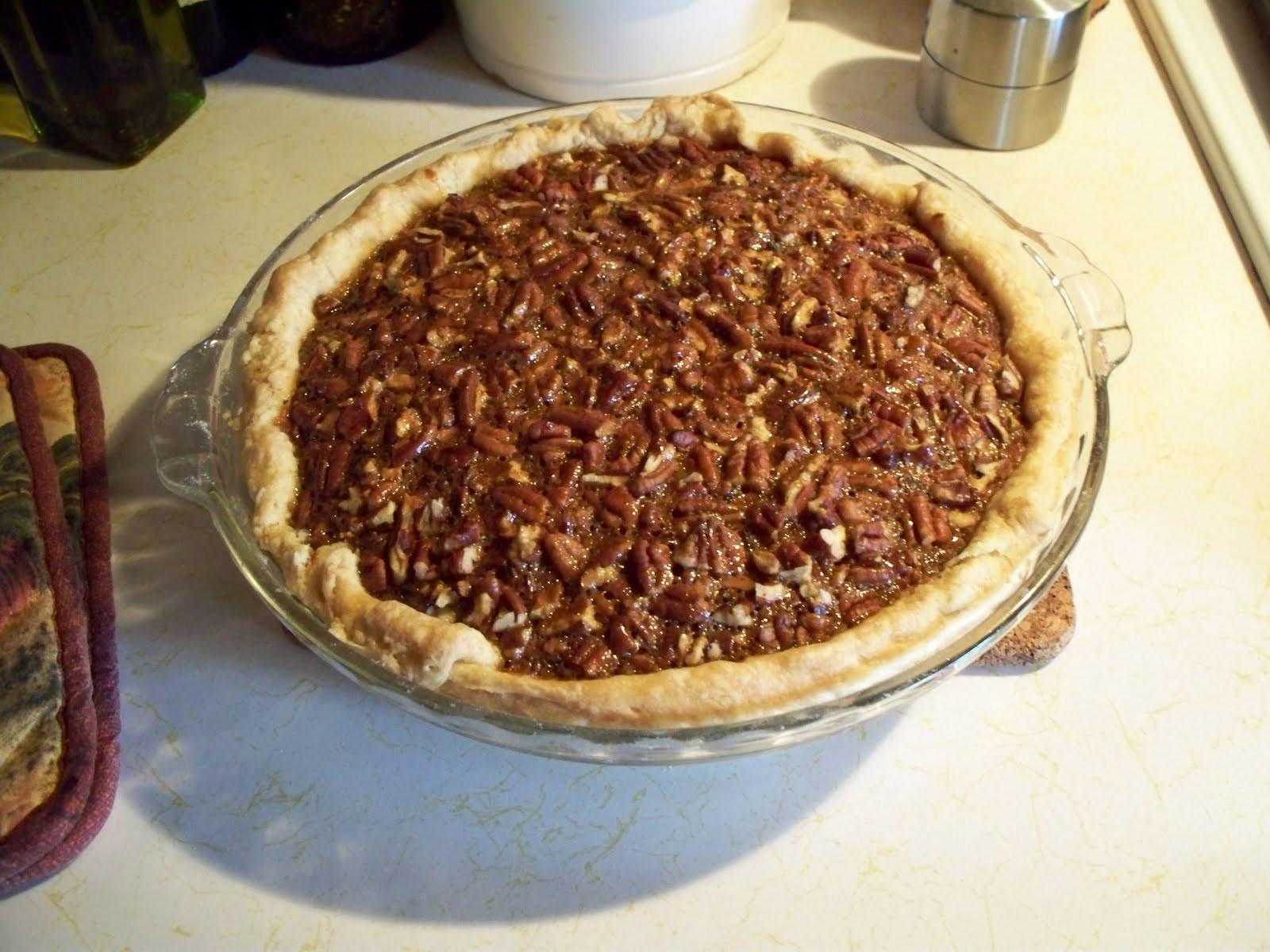 Pecan Pie No Corn Syrup  Jabez Farm No Corn Syrup Pecan Pie Finally