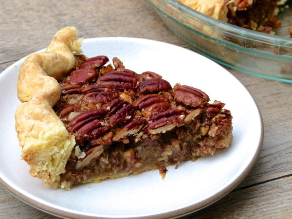 Pecan Pie No Corn Syrup  the best pecan pie recipe no corn syrup added