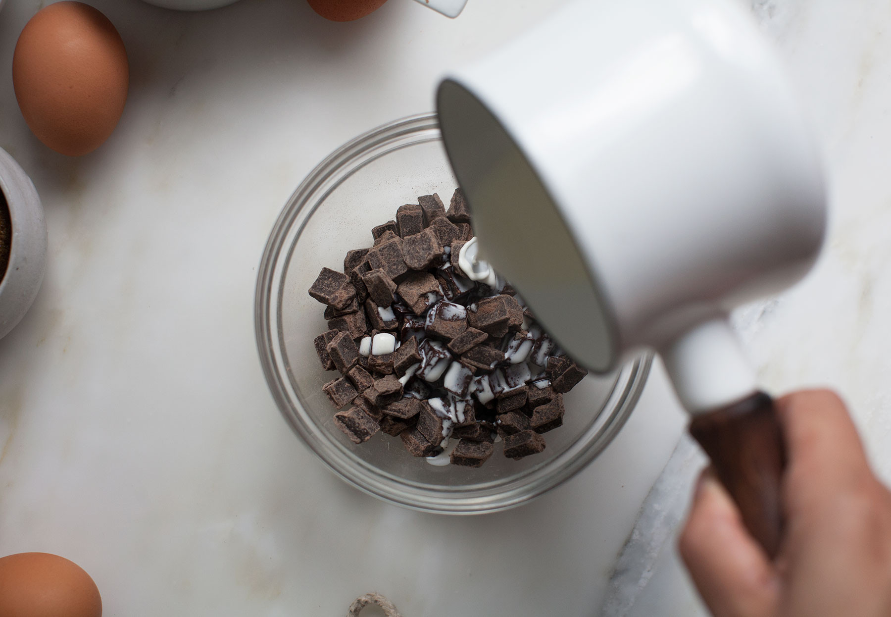 Pecan Pie No Corn Syrup  Black Bottomed Pecan Pie – A Cozy Kitchen