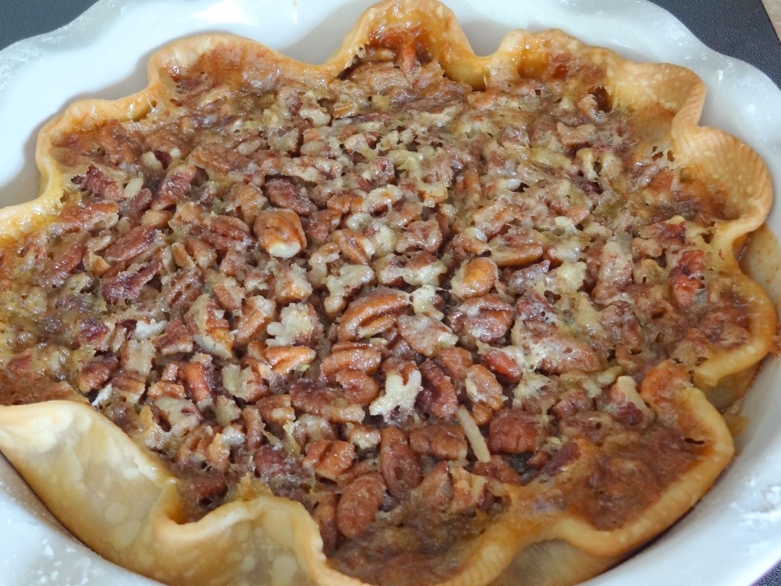 Pecan Pie Pioneer Woman  cooking with crystal Pecan Pie