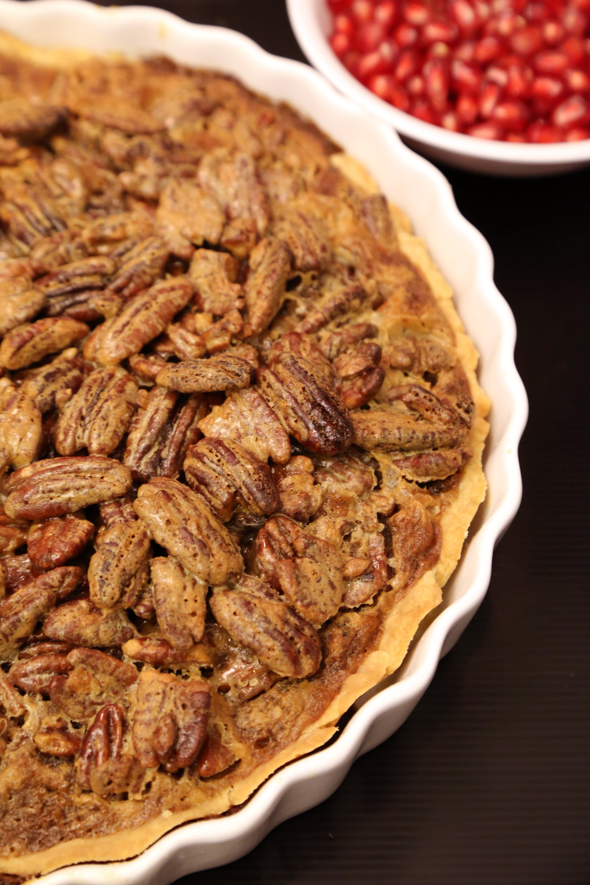 Pecan Pie Recipe  pecan pie recipe without corn syrup