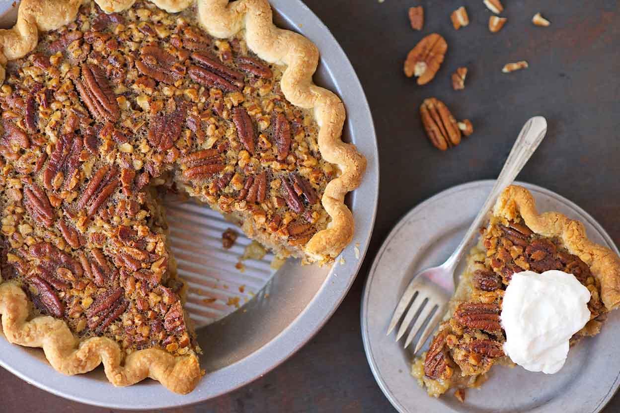 Pecan Pie Recipe  Old Fashioned Pecan Pie Recipe