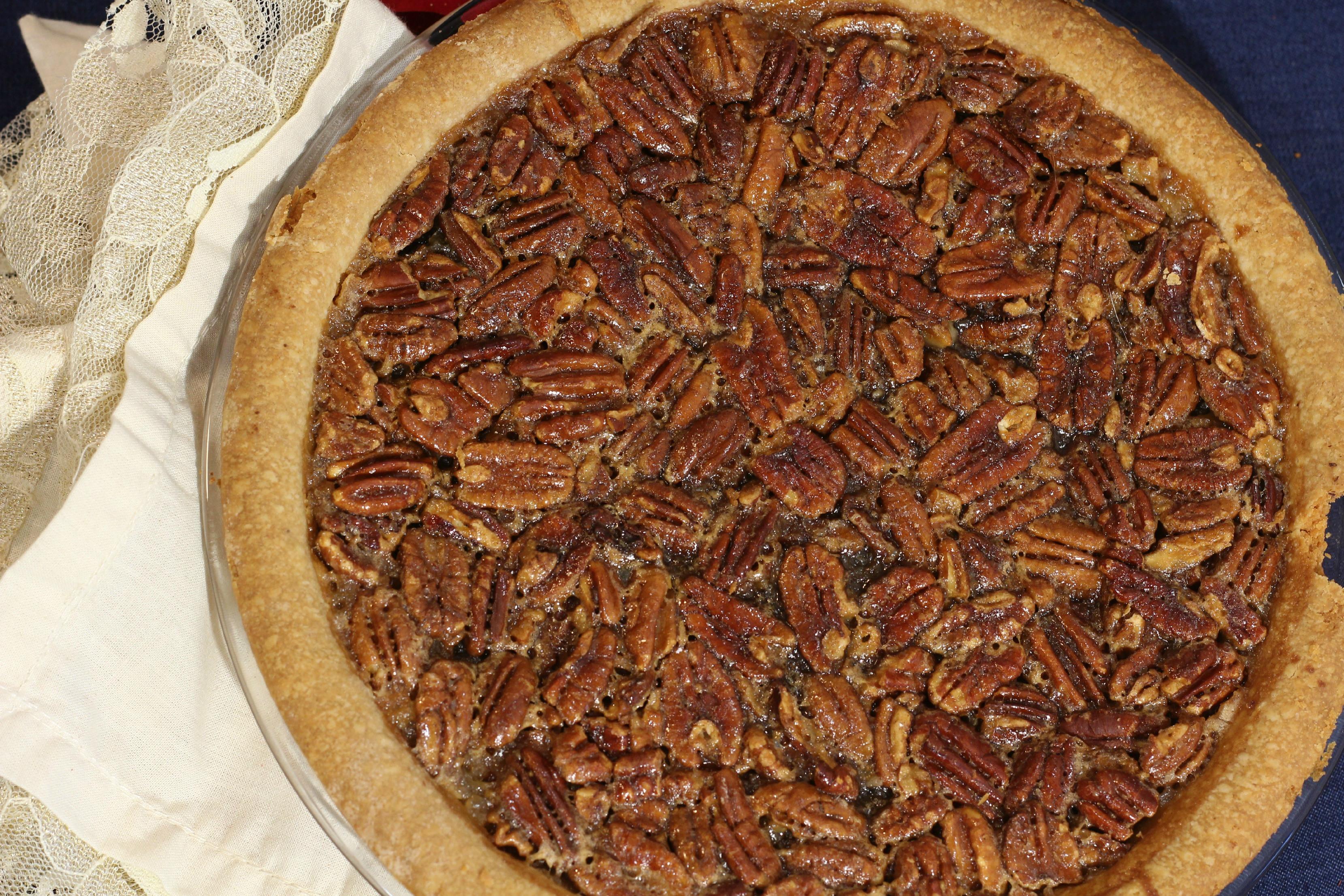 Pecan Pie Recipe  Traditional Pecan Pie Recipe