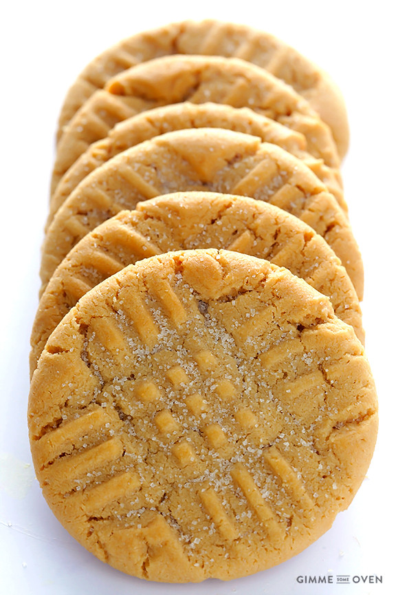 Penut Butter Cookies  Peanut Butter Cookies