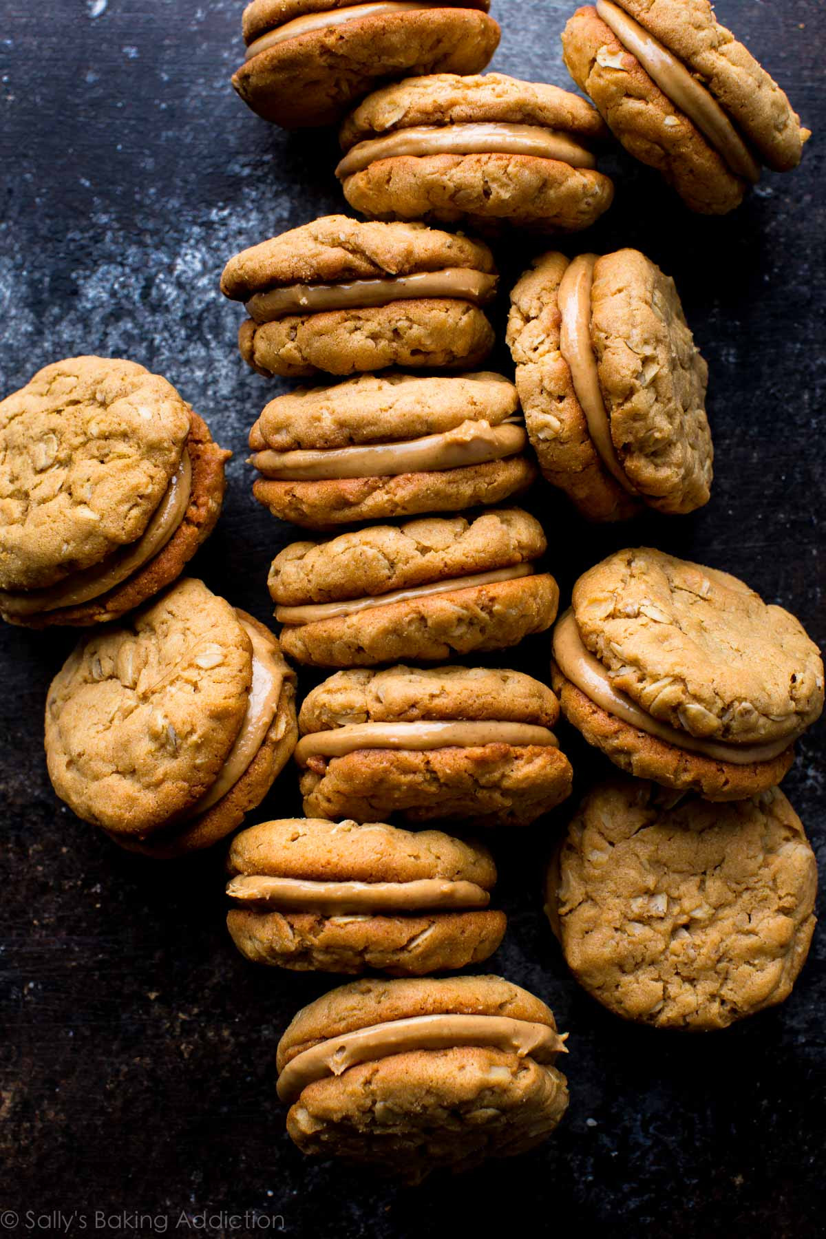 Penut Butter Cookies  Peanut Butter Cookie Sandwiches Just like Nutter Butters