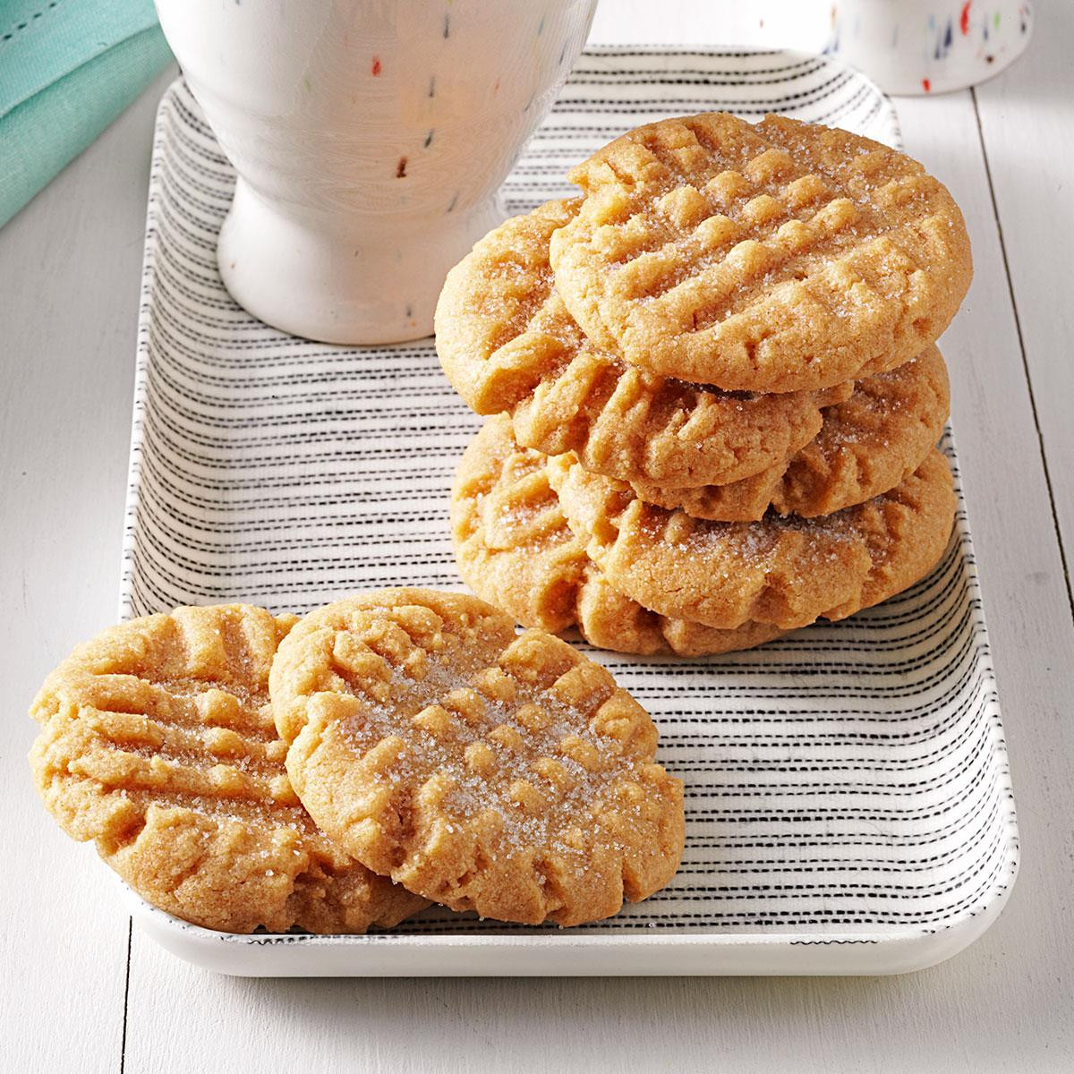 Penut Butter Cookies  Peanut Butter Cookies Recipe