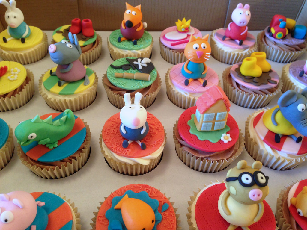 Peppa Pig Cupcakes  The World s Best s of cupcakes and peppa Flickr