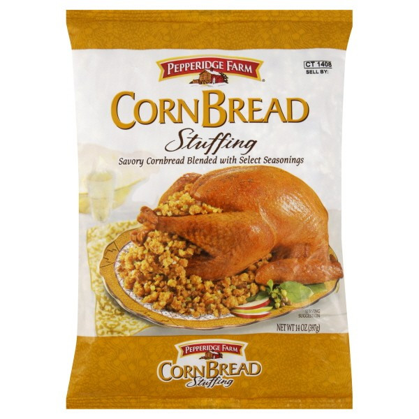 Pepperidge Farm Cornbread Stuffing  Pepperidge Farm Stuffing Cornbread