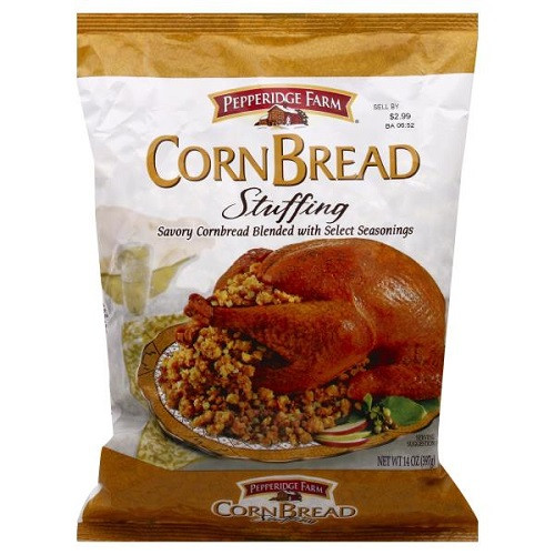 Pepperidge Farm Cornbread Stuffing  Stuffing
