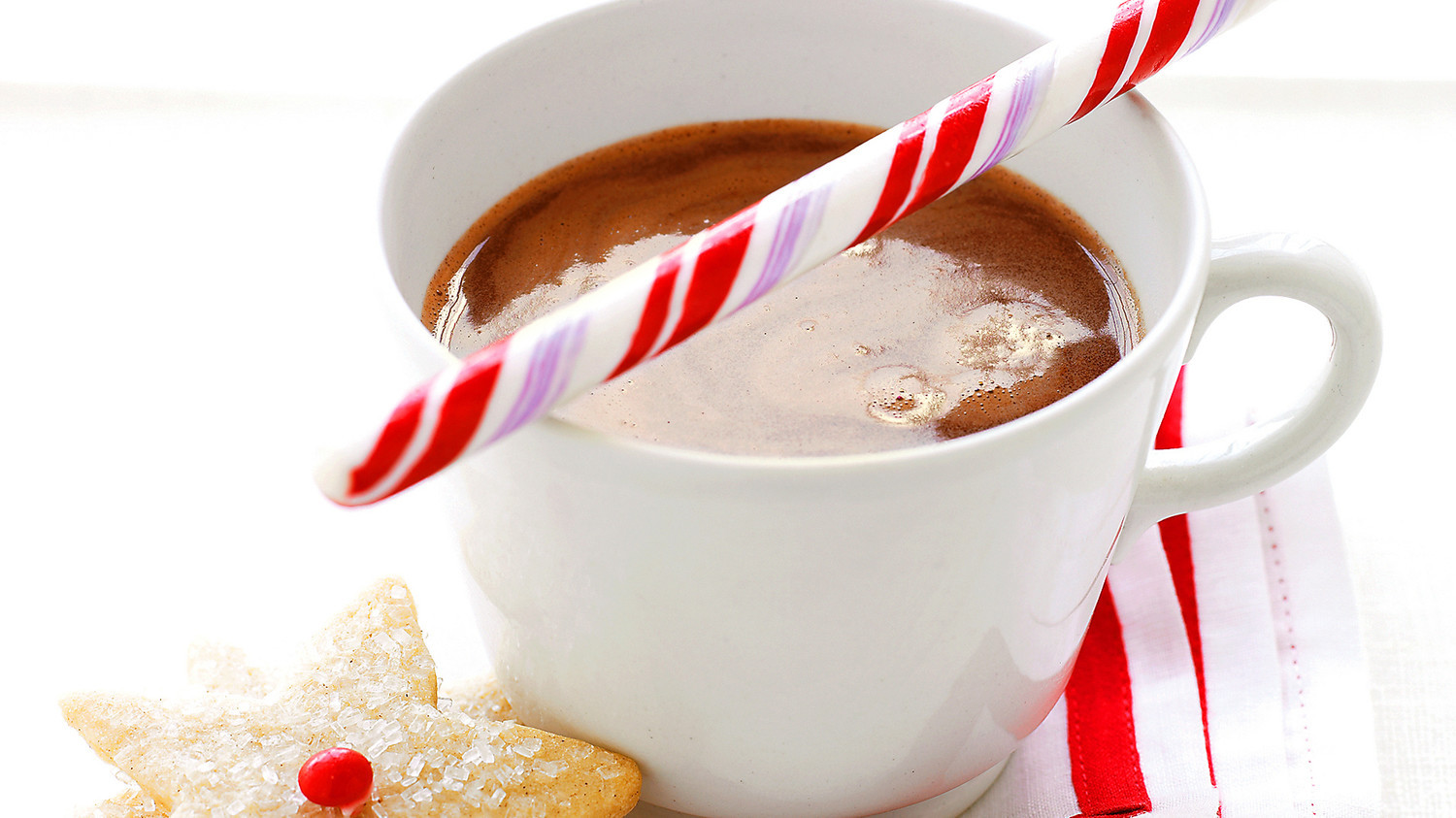 Peppermint Hot Chocolate  Peppermint Hot Chocolate