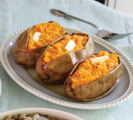 Perfect Baked Sweet Potato  I Eat Houston