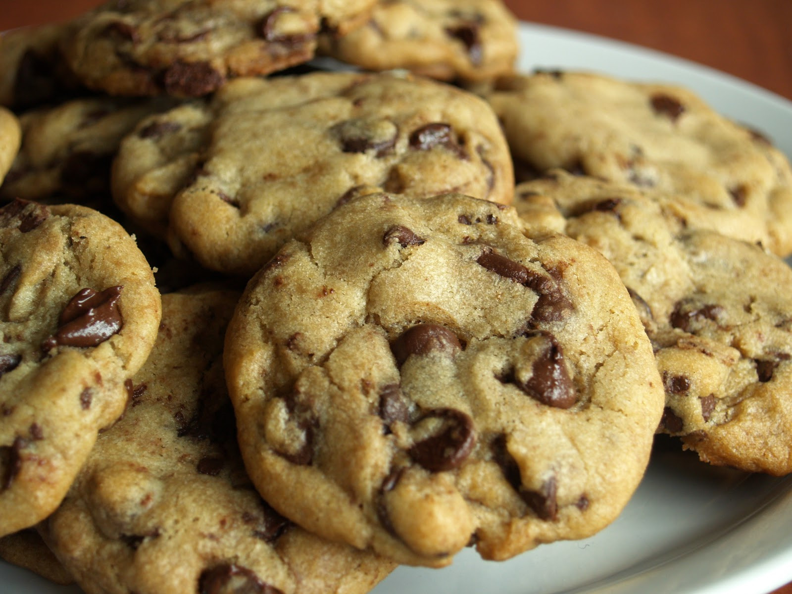 Perfect Chocolate Chip Cookies  Hungry Hungry Highness Perfect Chocolate Chip Cookies